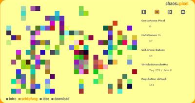 chaos:pixel
